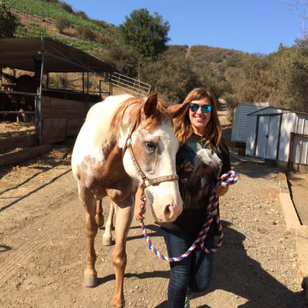 ריפוי והעצמה בעזרת סוסים