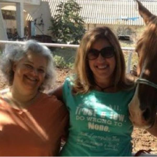 המנעות ופחד מכאב ואיך הסוסים יכולים לסייע